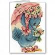 открытки с птицами